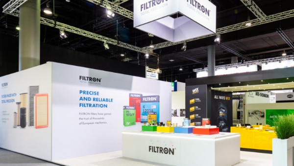 FILTRON на выставке AUTOMECHANIKA 2018